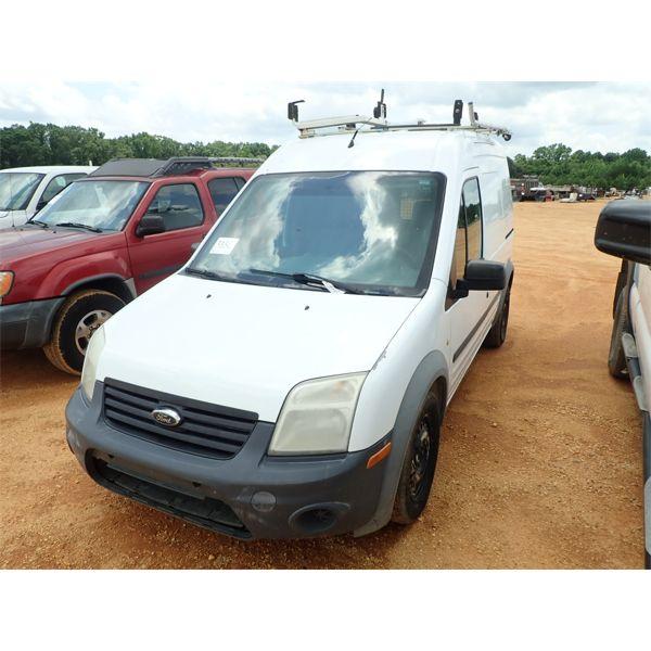 2013 FORD TRANSIT Cargo Van
