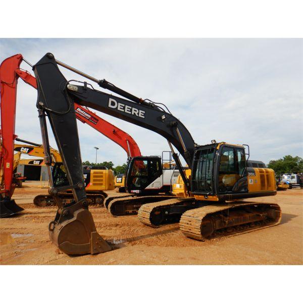2019 JOHN DEERE 210G LC Excavator