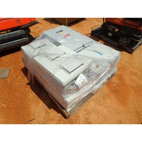 (1) PALLET POWER DISTRIBUTION PANEL (B-9)