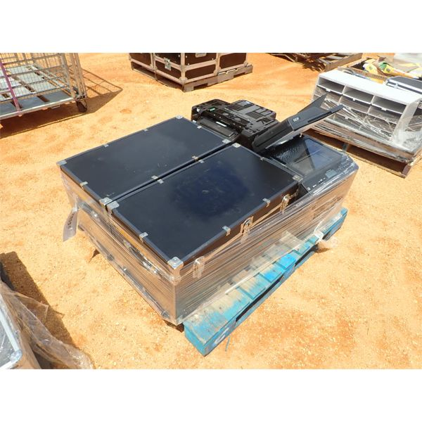(1) PALLET PRINTER, SHIPPING CONTAINER (B-9)
