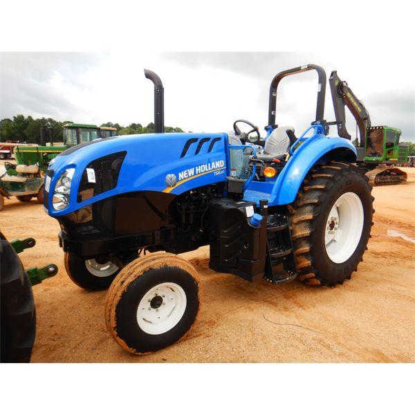 2016 NEW HOLLAND TS6.120 Farm Tractor
