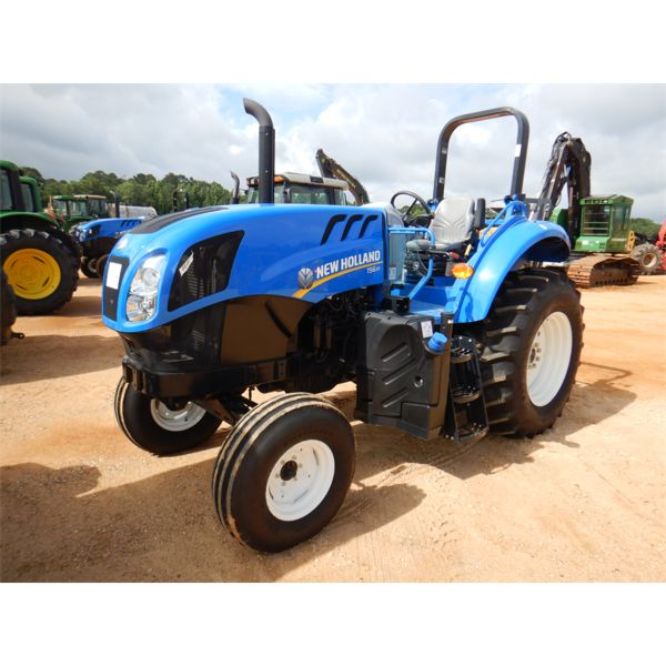 NEW HOLLAND TS6.110 Farm Tractor