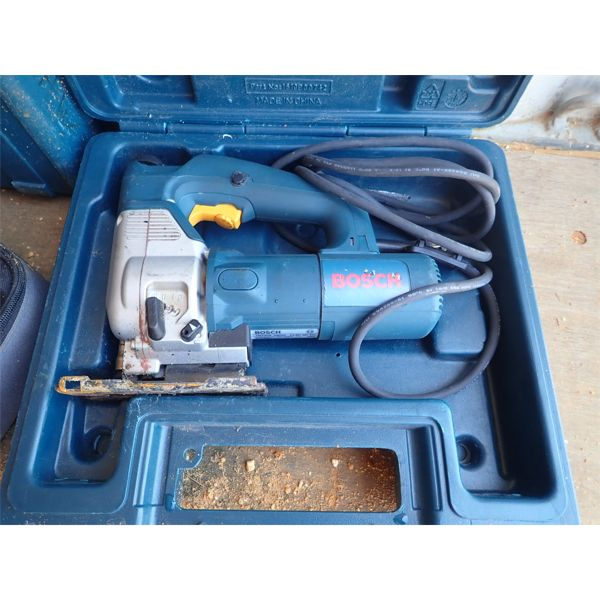 BOSCH JIG SAW WIRELESS (IN CONTAINER)