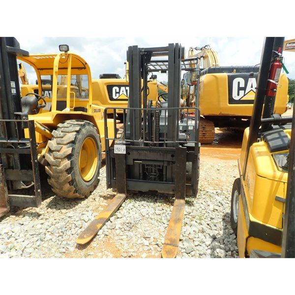 DOOSAN 645S-5 Forklift - Mast