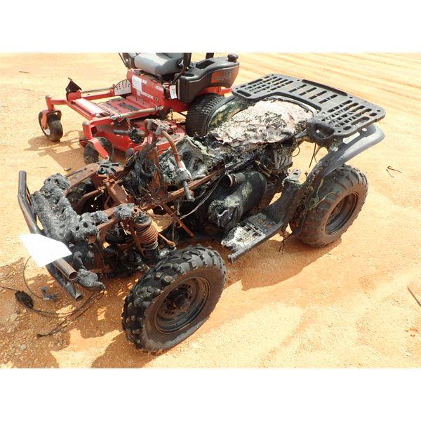 POLARIS 4 WHEELER ATV