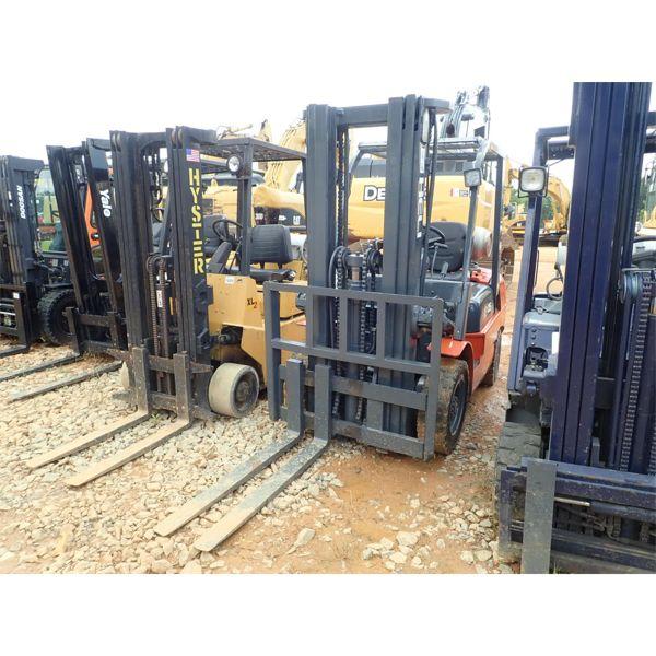 HELI FG60 Forklift - Mast