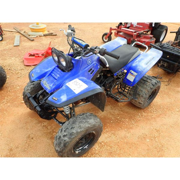 2004 YAMAHA 450 4 WHEELER ATV