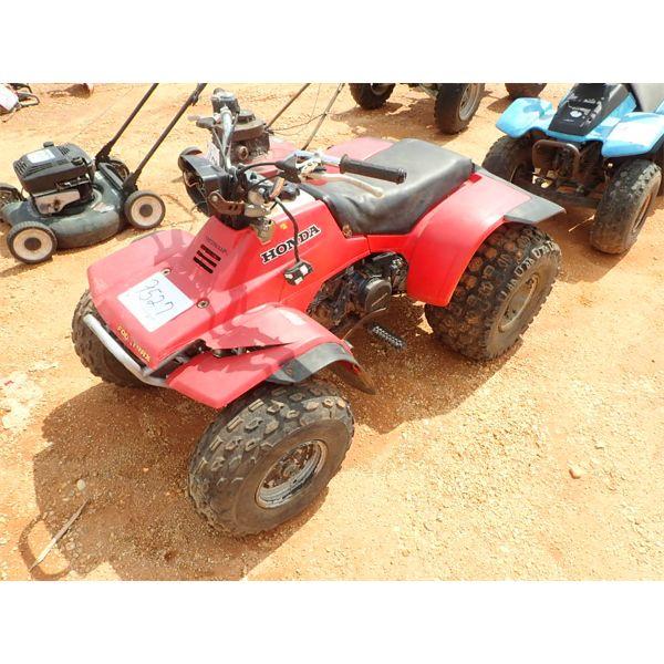HONDA 4 WHEELER ATV