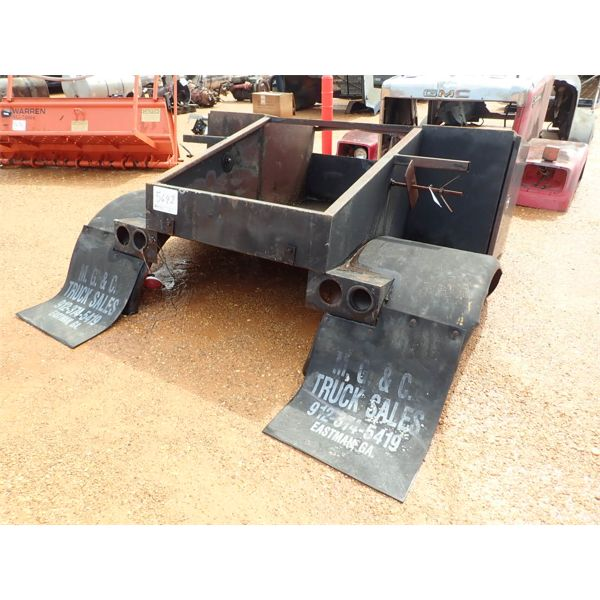 REAR WHEEL, fits house trailer mover truck (A-1)