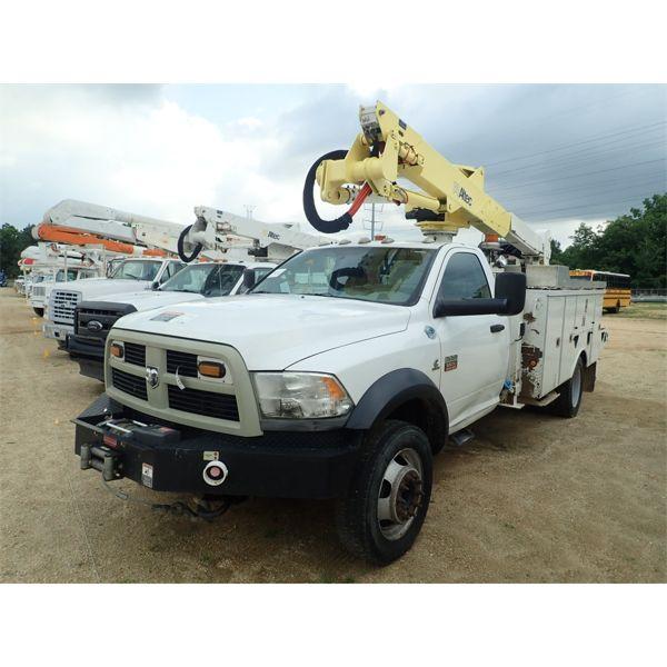 2012 RAM 5500 HEAVY DUTY Bucket Truck