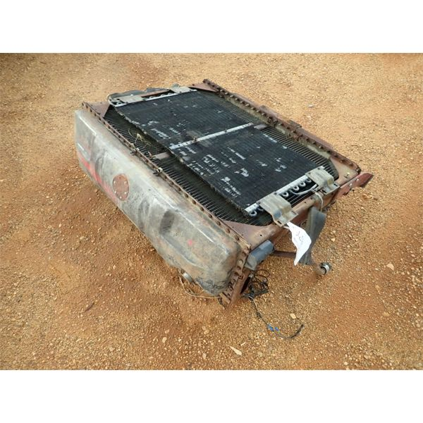 RADIATOR, fits truck/tractor (A-1)
