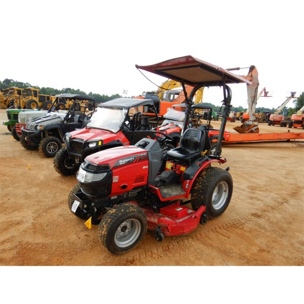 2014 MAHINDRA MAX 26XL Farm Tractor