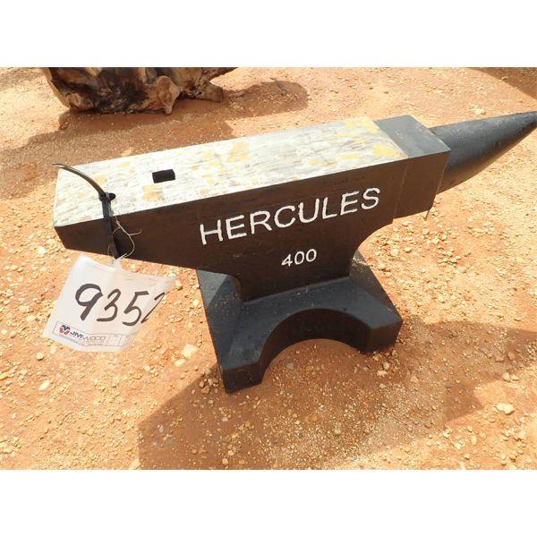 HERCULES 400 ANVIL