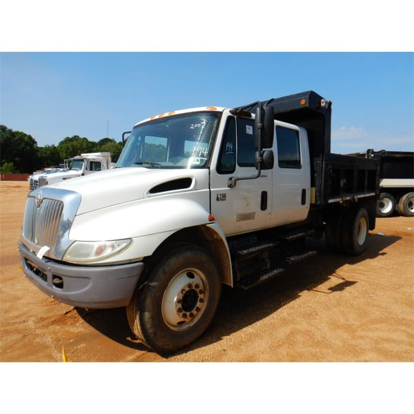 2007 INTERNATIONAL 4200 Dump Truck