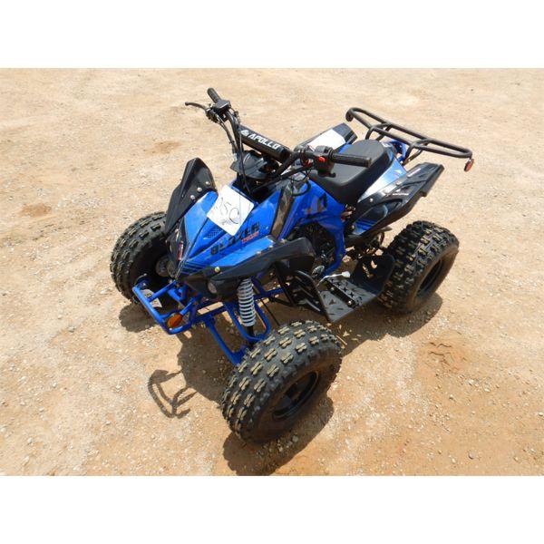 2019 BLAZER 125 ATV