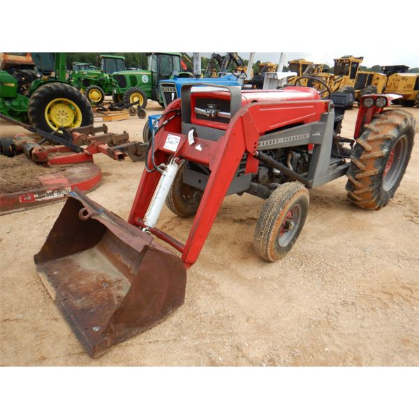 MASSEY FERGUSON 100 Farm Tractor