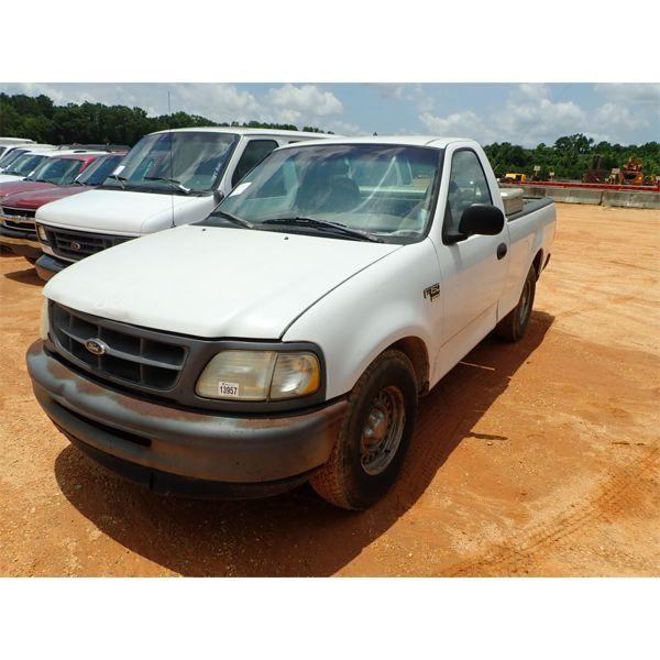 1998 FORD F150 Pickup Truck