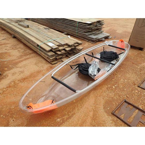 2 man kayak (C-6)