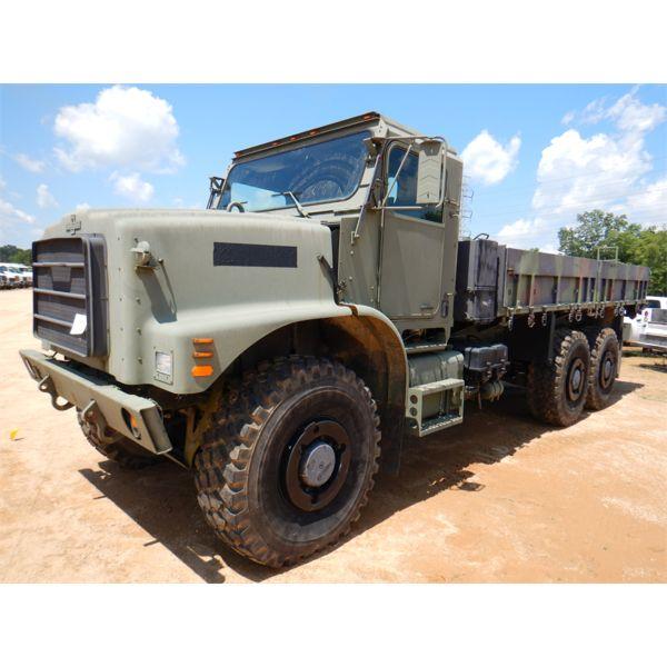 2010 OSHKOSH MK28A1 Military Truck