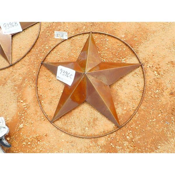 3' metal star (C-6)