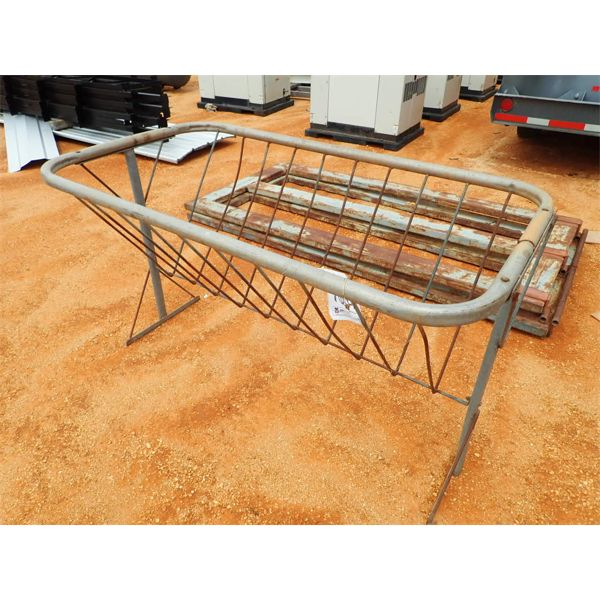 HAY TROUGH FOR GOATS/SHEEP