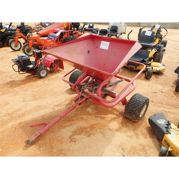LELY WR TYPE SPREADER, pull type