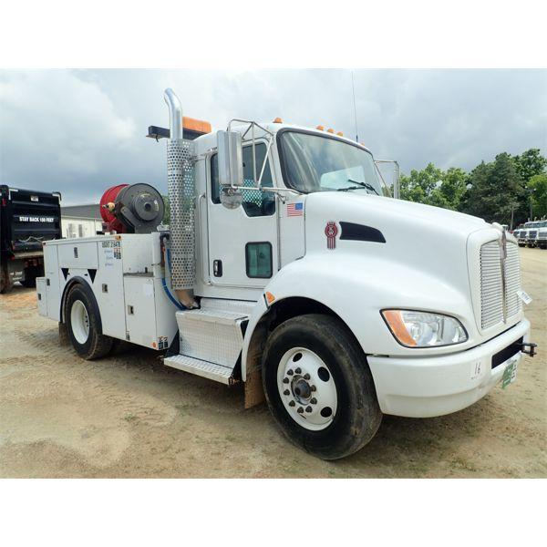 2012 KENWORTH T370 Service / Mechanic Truck