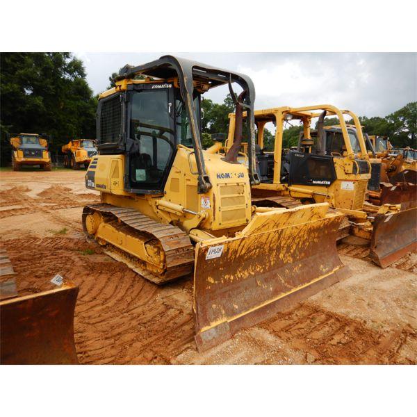 2016 KOMATSU D37EX-23 Dozer / Crawler Tractor