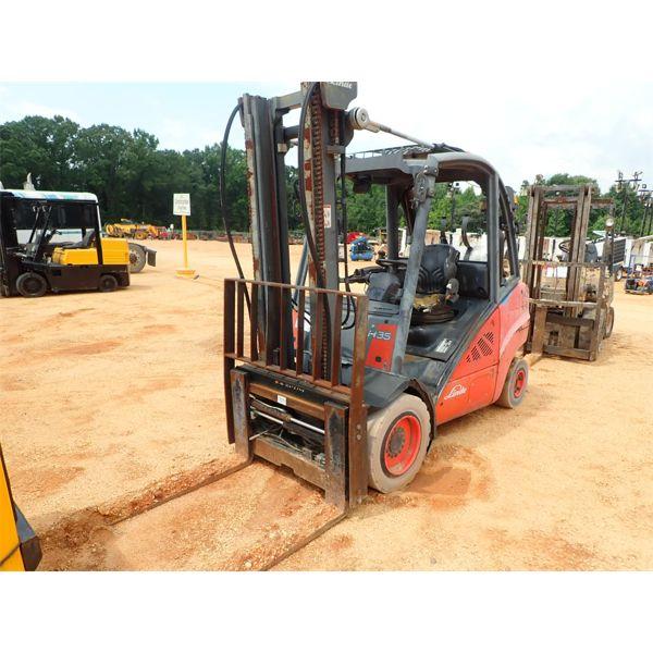 LINDE H35 Forklift - Telehandler