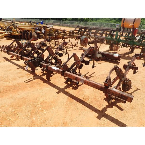 CULTIVER PLOW, 16' WIDE, 3 PTH
