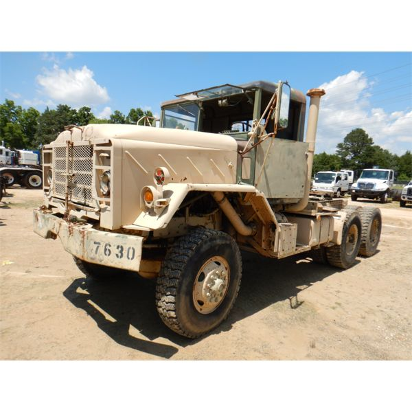 1983 AM GENERAL M931 Day Cab Truck