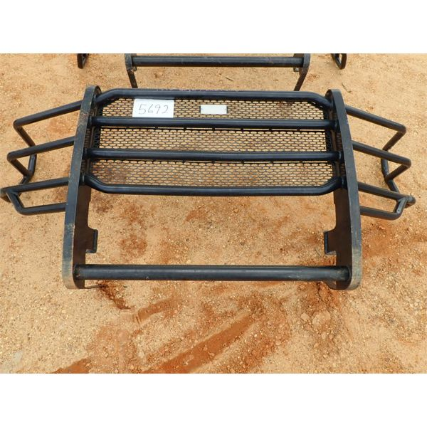 BRUSH GUARD, fits 2016 Ford truck (A-1)