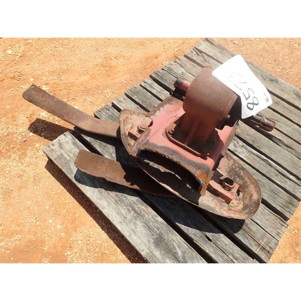 GEAR BOX WITH BLADES FOR MOWER/CUTTER, FROM BUSHHOG  S0600