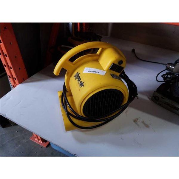 Shop air 500 air mover