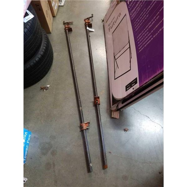 2 BAR CLAMPS