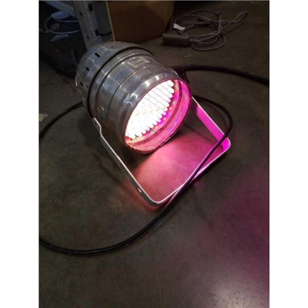 Multicolored party light