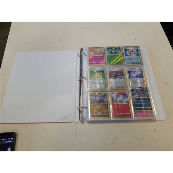 POKEMON COLLECTION IN BINDER