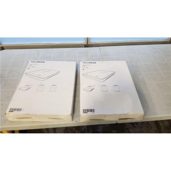2 new tillreda hot plates