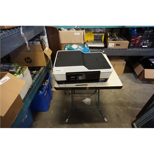 BROTHER BUSINESS SMART PRINTER AND ACER SCANNER