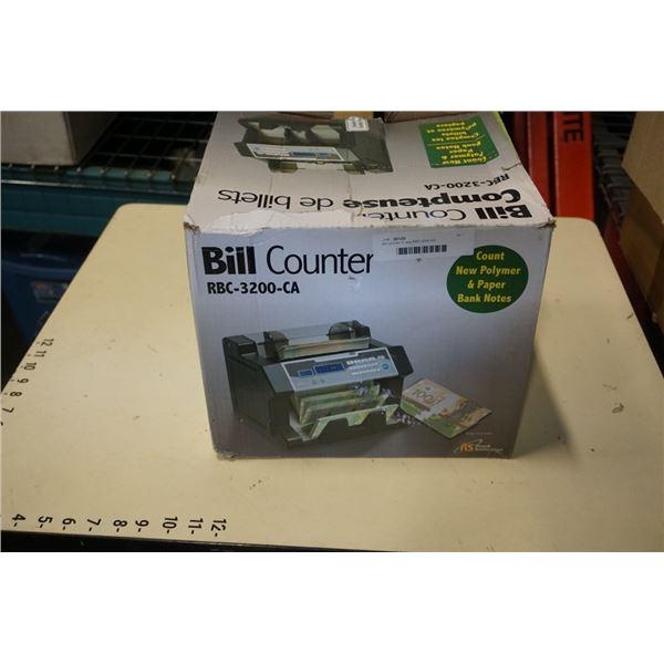 Bill counter in box RBC-3200-CA