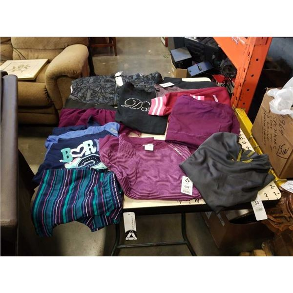 Lot of brand new size 10 clothing