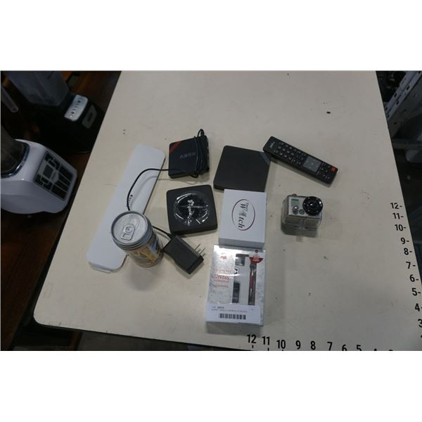 GOPRO HERO 2, ANDROID TV BOXES, ELECTRONICS