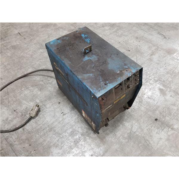MILLER (SER # KF861655) MAXTRON 450 CC/CV WELDER