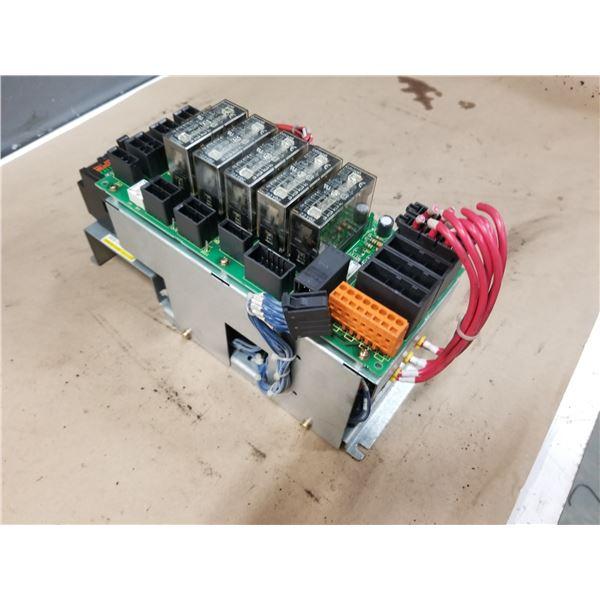 FANUC A05B-2400-C454 E-STOP UNIT W/ FUJI EA53A CIRCUIT BREAKER