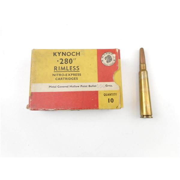 ".280"" KYNOCH COLLECTIBLE AMMO"