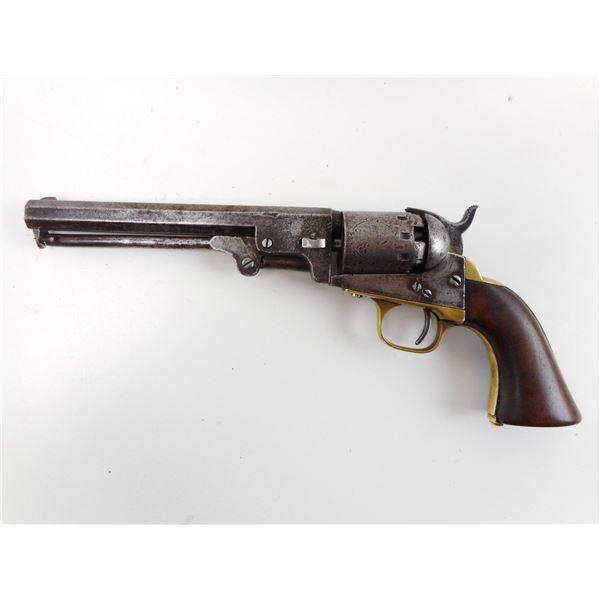 MANHATTAN, MODEL: NAVY MODEL 1859, CALIBER: 36 CAL PERC