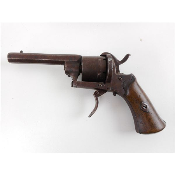UNKNOWN    , MODEL: PINFIRE, CALIBER: 7.5MM PIN FIRE