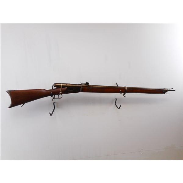 SWISS VETTERLI, MODEL: M78 INFANTRY RIFLE , CALIBER: 41 RIM FIRE