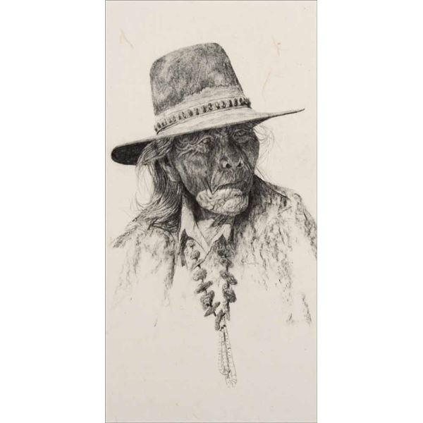 Ray Swanson -Old Navajo