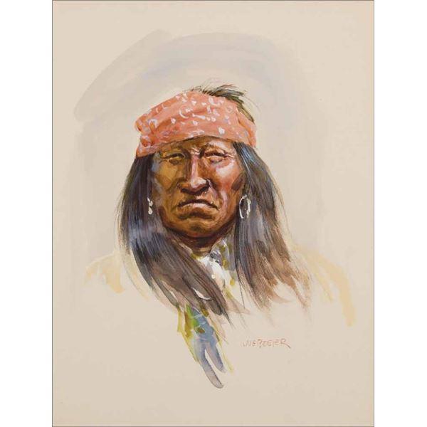 Joe Beeler -Apache Warrior #7